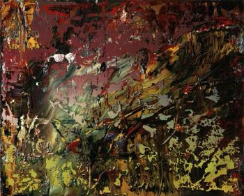 Gerhard Richter-Abstraktes Bild 705-1 (Abstract Painting 705-1)-1989