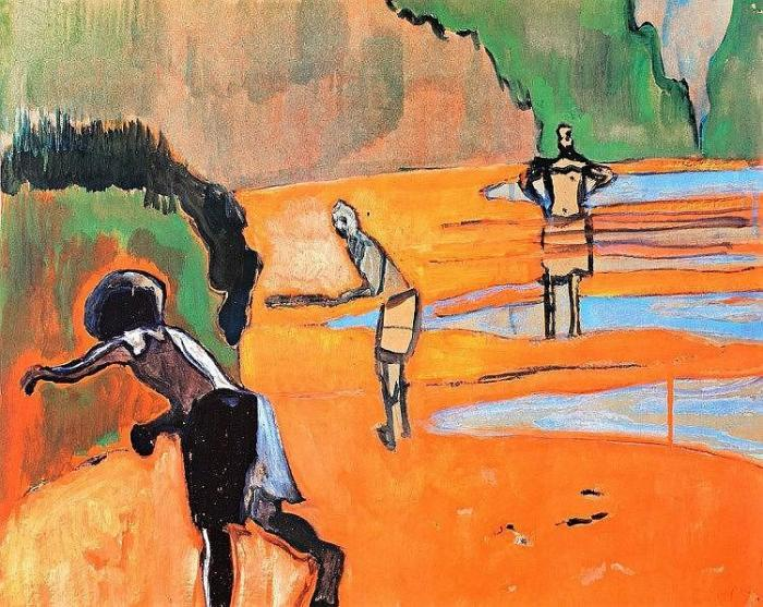 Peter Doig-Ohne Titel / Untitled-2006