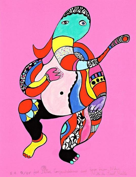 Niki de Saint Phalle-Ganesha-1992