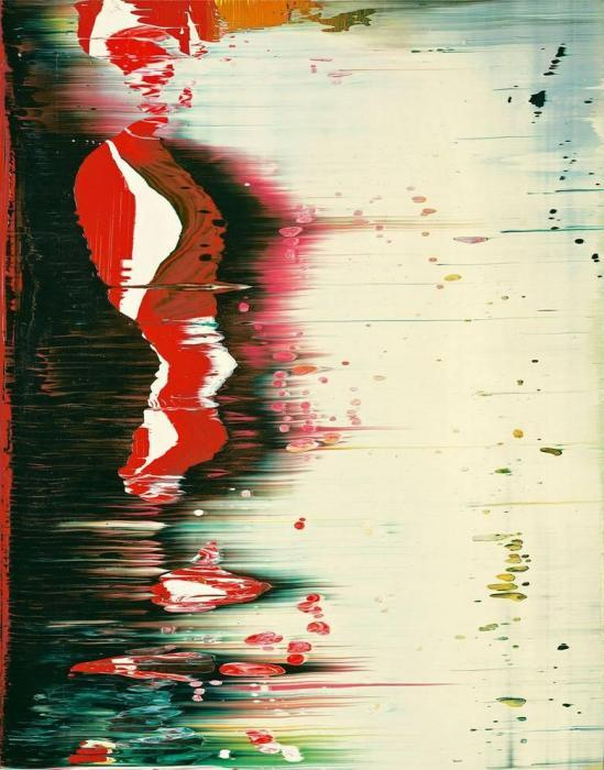 Gerhard Richter-Fuji 839-93-1996