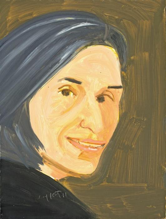 Alex Katz-Ada-2012