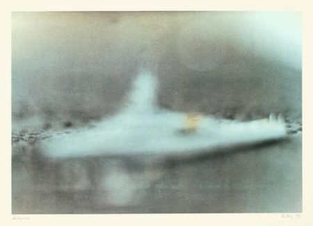 Gerhard Richter-Schiff (Ship)-1972