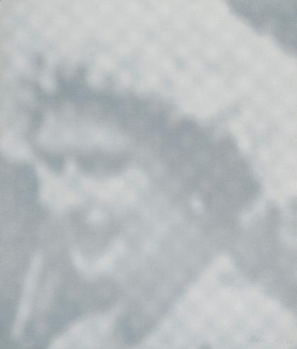Gerhard Richter-Elisabeth II-1966