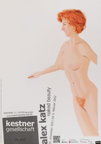 Alex Katz-Alex Katz in Europaischen Sammlungen; Alex Katz Naked Beauty-2012