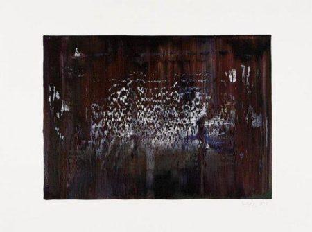 Gerhard Richter-Abstraktes Bild 641-2 (Abstract Painting 641-2)-1990