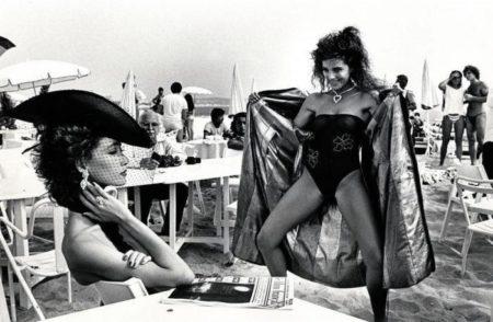 Helmut Newton-Cannes Film Festival (1981)-1981