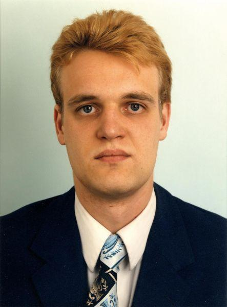 Thomas Ruff-Portrat 'POR-F50' (B.Jesdinski)-1985