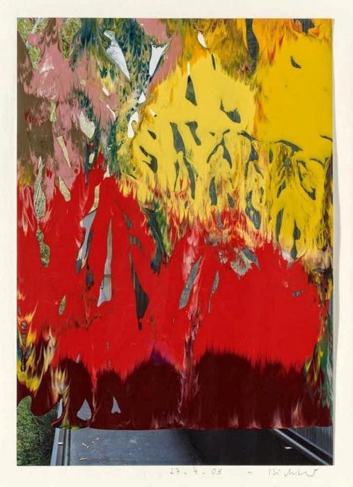 Gerhard Richter-Ohne Titel (27.4.08) / Untitled (27.4.08)-2008