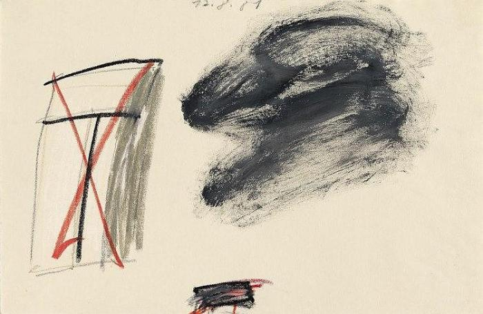 Cy Twombly-12. 8.81-1981