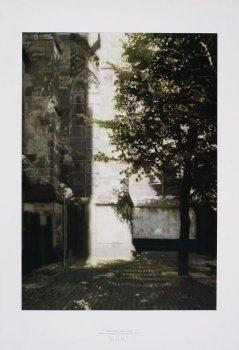 Gerhard Richter-Domecke II (Cathedral Corner II)-1998