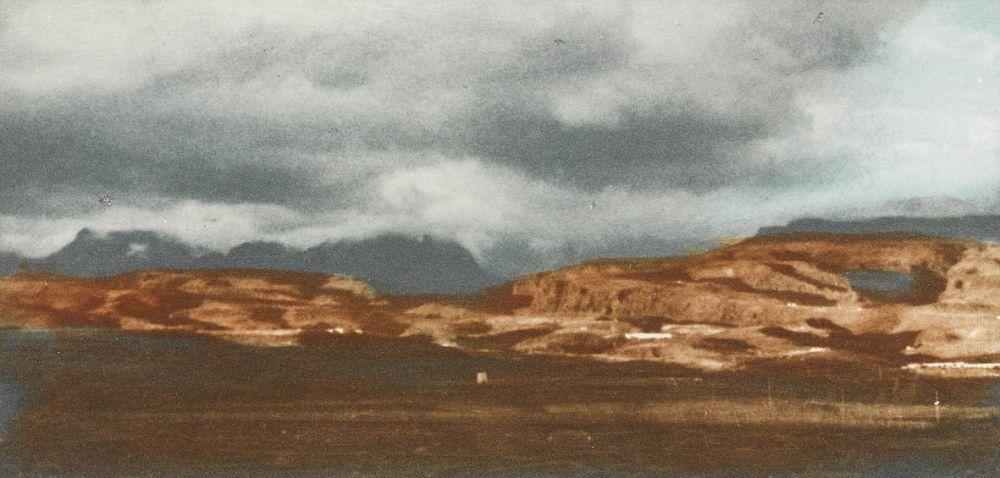 Gerhard Richter-Kanarische Landschaft I - a, b, c, e, f (Canary Landscape I - a, b, c, e, f)-1971