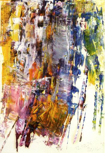 Gerhard Richter-Ohne Titel (12.10.06) / Untitled (12.10.06)-2006