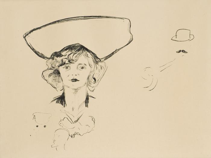 Edvard Munch-Ingse Vibe-