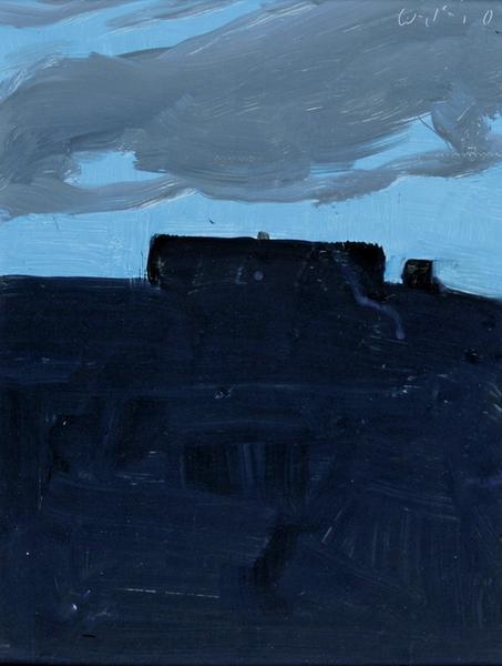 Alex Katz-Stormy Sky-2000