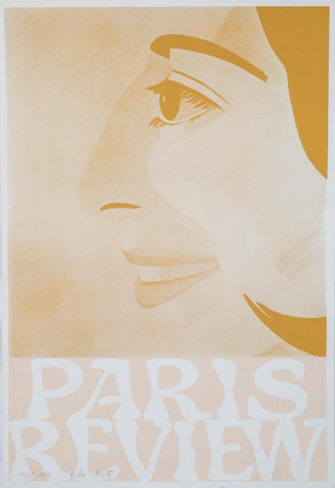 Alex Katz-Paris Review-1966