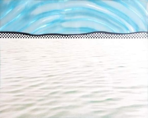 Roy Lichtenstein-Seascape-1967