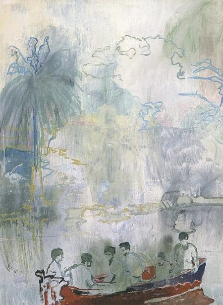 Peter Doig-Imaginary Boys-2013