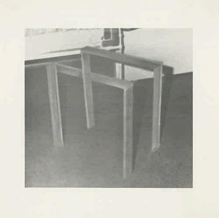 Gerhard Richter-Neun Objekte, blatt e (Nine Objects, sheet e )-1969