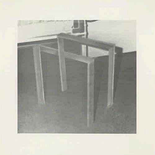 Gerhard Richter-Neun Objekte, blatt e (Nine Objects, sheet e )-1969
