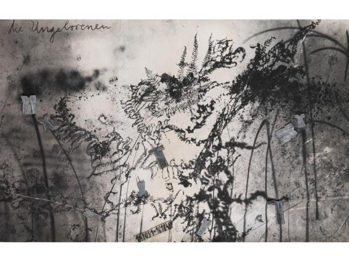 Anselm Kiefer-Die Ungeborenen-2007