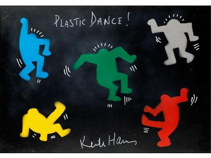 Keith Haring-Keith Haring - Plastic Dance-