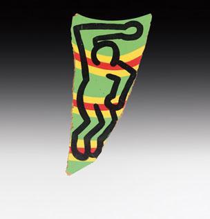 Keith Haring-Keith Haring - O.T.-1986