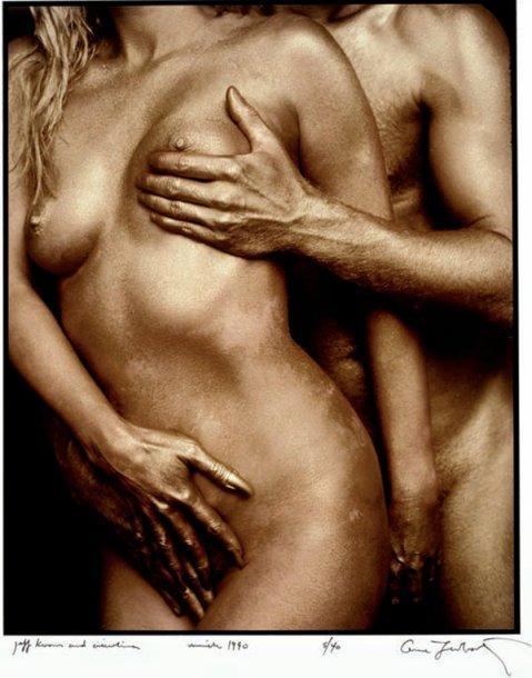 Annie Leibovitz-Jeff Koons and Cicciolina, Munich-1990