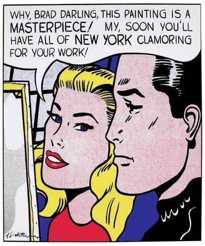 Roy Lichtenstein-Masterpiece-1962