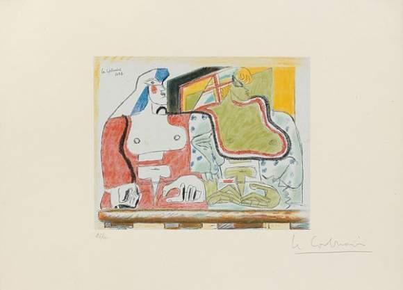 Le Corbusier-Quatre sujets-1938
