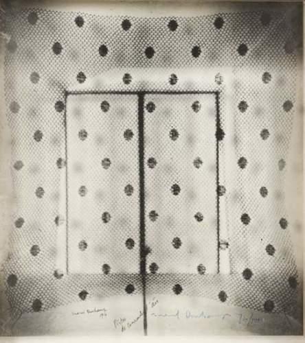 Marcel Duchamp-Piston De Courant D'air-1914