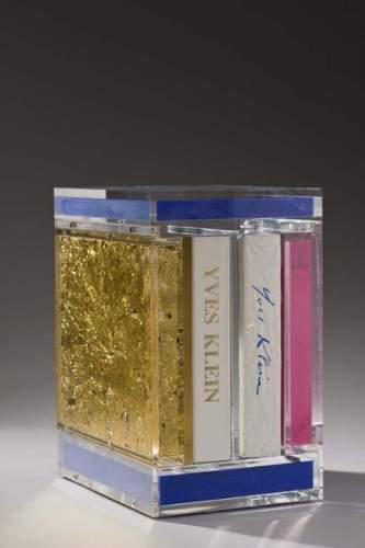 Yves Klein-Catalogue raisonne des editions et sculptures-2000