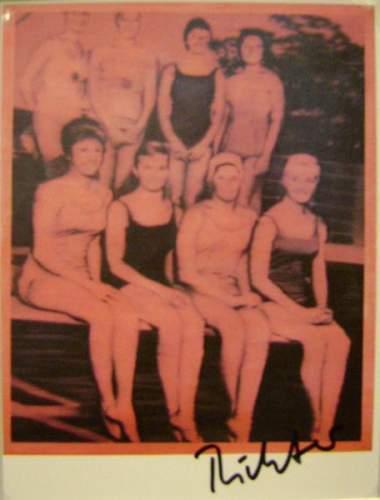 Gerhard Richter-Schwimmerinnen (Swimmers)-1965