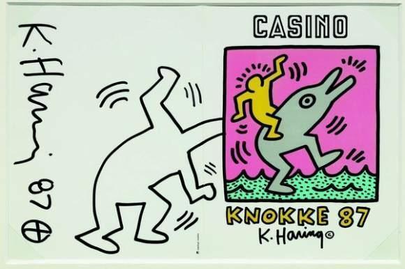 Keith Haring-Keith Haring - Television-1988