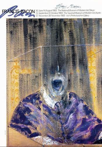 Francis Bacon-Head VI-1983
