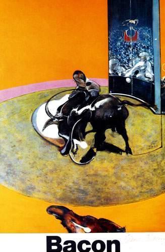 Francis Bacon-Bullfight-1972