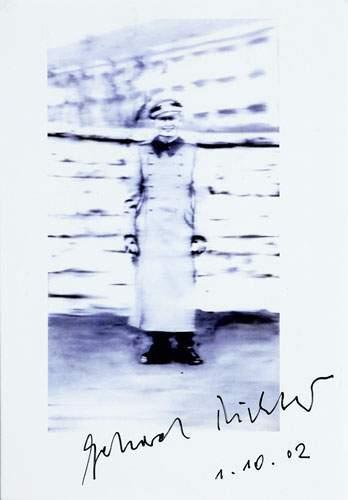 Gerhard Richter-Onkel Rudi-2002