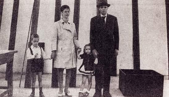 Thomas Ruff-Beuys Familie-1990