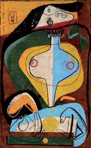 Le Corbusier-Icone 48/54-1965