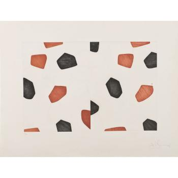 Jasper Johns-Samuel Beckett, Fizzles (Foirades)-1976
