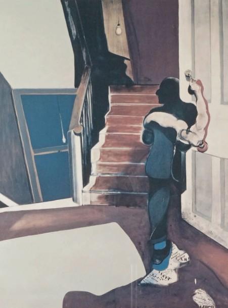 Francis Bacon-Triptyque-1976