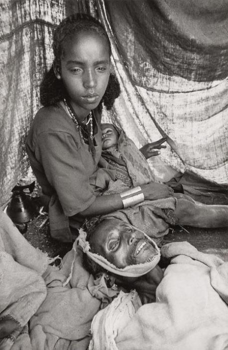 Sebastiao Salgado-The Journey of Hunger, Ethiopia-1985