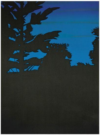 Alex Katz-Twilight-1978