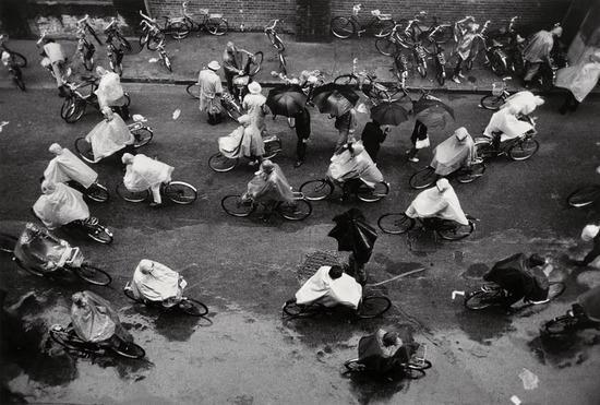Sebastiao Salgado-Bicycles, China-1989