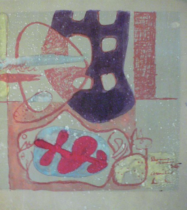 Le Corbusier-Composition-1956