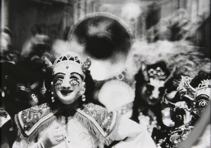 Sebastiao Salgado-Bolivia - Carnival-1984