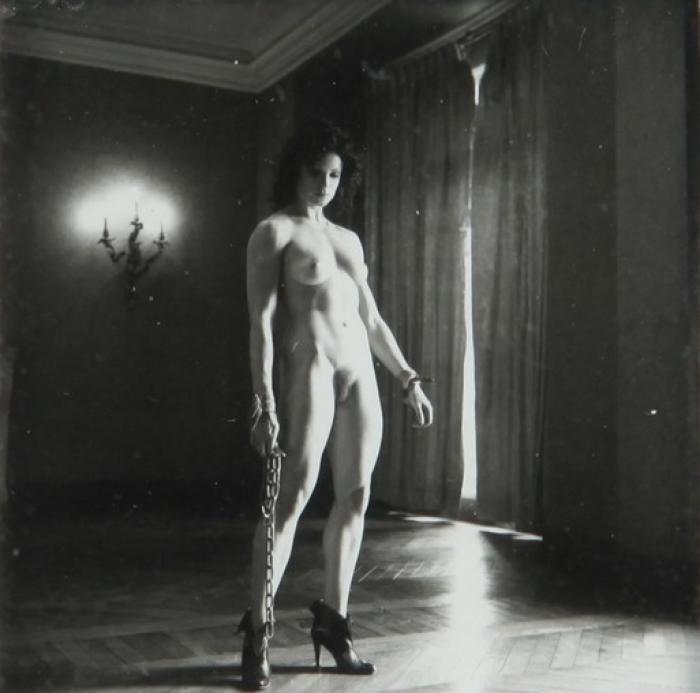 Helmut Newton-Lisa Lyon, Paris-