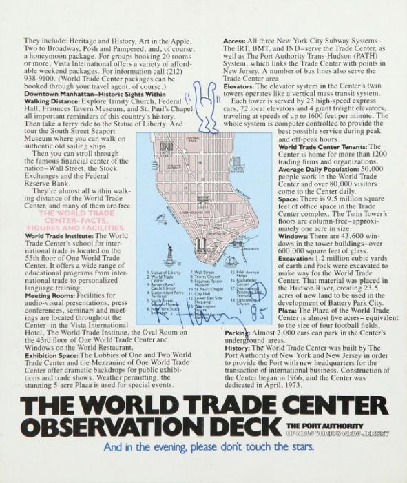 Keith Haring-Keith Haring - Pianta di New York-1985