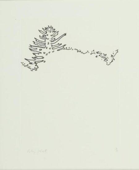 Alex Katz-Stampe originali del portfolio Edge / From Edges / Ohne Titel / Untitled / Senza Titolo-1997