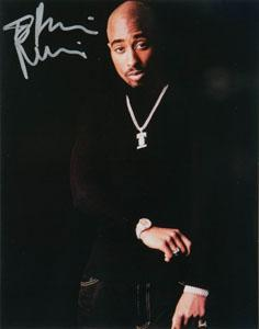 Richard Prince-Tupac Shakur (From All the Best)-2000