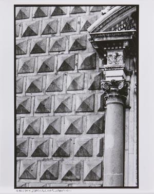 Robert Rauschenberg-Robert Rauschenberg - Senza titolo (Napoli, Chiesa del Gesu Nuovo)-1986